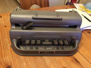 Braillemachine